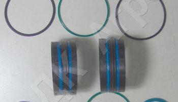 Комплект уплотнений гидроцилиндра Хорш