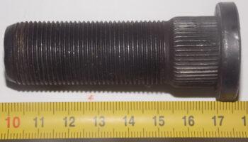 Болт М22 1,5-90,  с рифлением