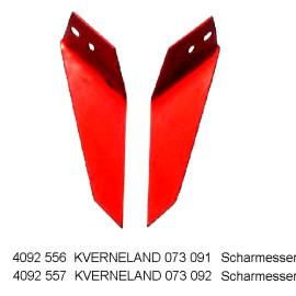 Нож лемеха, Kverneland