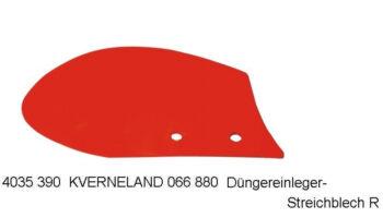 Полка предплужника, Kverneland