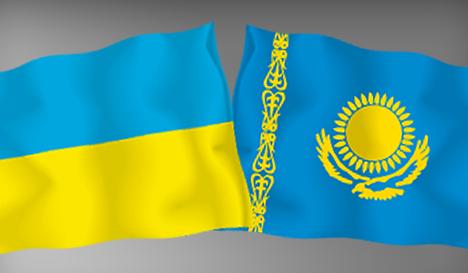 Украина+Казахстан