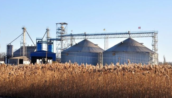 В Украине построят новый зерновой терминал