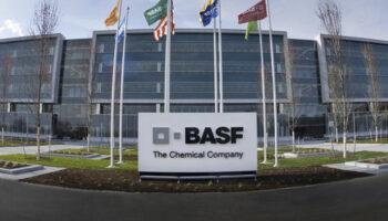 Химический концерн BASF планирует вложить 900 млн евро в инновационные проекты и исследования