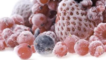 Новый рекорд: экспорт замороженных фруктов и ягод из Украины вырос на 28%