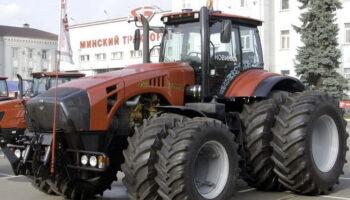 Трактори BELARUS пройшли сертифікацію ЄС