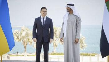 Про що Україна домовилася з ОАЕ